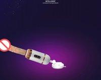 ingrosso giocattolo automatico del vibratore-Vibratori telescopici del dildo della macchina del sesso automatico telecomandato senza fili per le donne che pompano i giocattoli del sesso della pistola di pompaggio per la donna