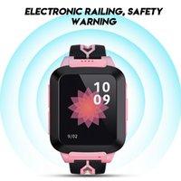 sehen sie kinder handy gps großhandel-Neue Y30 IP68 Wasserdichte Kinder Smart Watch Touchscreen Mit GPS Kamera Handy Uhr für Kinder