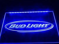 ingrosso neon di bud-LA001-b Bud Light Beer Bar Pub Club NR Neon segni di luce