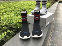 3668666560cab VETEMENTS SS CREW UNISES Sock Trainer Dropping RUNNING Shoes CN3307 Trainer  Casual Shoe Man Woman Socks Stretch Knit Outdoors