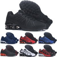 Wholesale mens winter boots size 12 - 2018 New Drop Shipping Wholesale Famous NZ OZ TLX KPU Mens Athletic Sneakers Sports Running Shoes Size 7-12