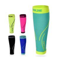 Wholesale Basketball Leg Gear - Compression leg cover running protective gear leg riding sport nursing calf sleeve cross-country sports basketball protector