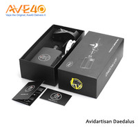 Wholesale coil jig wire coiling tool resale online - Original Avidartisan Daedalus Pro Alien Clapton Wire DIY Coil Jip Tool for RDA RBA Coil Jig Tool Set DHL shipping