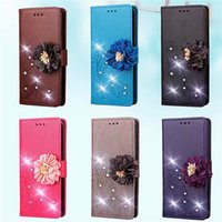 Wholesale led case for sale - Fashion Leading Wallet Card Slots Earthquake Shatter Resistant Phone Case For Iphone X Plus For Samsung Galaxy S8 S9 Plus Note8