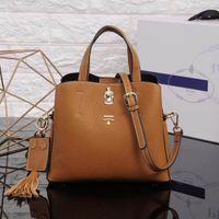Wholesale ladies hand bag lock online - Pink sugao hand bags pd brand luxury handbags geniune leather designer handbag women shoulder bag famous brand bag purses by dhl free
