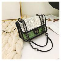 Wholesale body sets brands - Messenger Flap Bags Brand New Designer Cross Body Purses And Set New Fashion shoulder cross body bags Messenger Hongshanhu 5