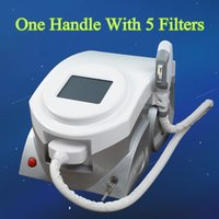 Wholesale Hair Products Acne - 2018 new products multifunction beauty equipment cooling system elight shr fast hair removal ipl skin rejuvenation