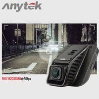 Wholesale hd hidden camera glasses - FHD Anytek A50H Hidden Car DVR Novatek 96658 Dash Camera 170 Degree Wide Angle 6G A+ Lens Glass Support Parking Monitor WDR
