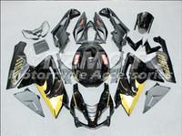 aprilia rs 125 abs carenado al por mayor-3 obsequios completos Carenados completos para Aprilia RS125 2006 2008 2009 2010 2011 RS 125 06-11 125 RS 125 06 07 08 Black X99