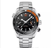 okyanus sınırlı toptan satış-Lüks İzle erkek Saatler Erkek James Bond Daniel Craig Gezegen Okyanus 600 M SKYFALL Sınırlı Sayıda Lüks İzle erkek Saatler