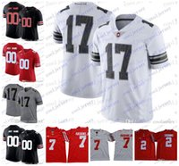 ohio state buckeyes custom jerseys