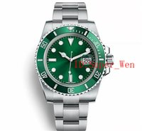 Hot selling Top Luxury Watch Ceramic Bezel Mechanical Stainless Steel 116610 116619 Automatic A2813 Movement Sports Self-wind Mens Watches Wristwatches