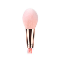Wholesale good cosmetics brands online - Zoreya Brand set Patent make up Blush brushes with pink color foundation and countour makeup brush set for Cosmetic Tools good