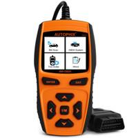 scanner de código de falha do motor venda por atacado-Autophix 7810 para carro OBD2 Scanner Automotive ferramenta de diagnóstico OBD 2 Motor Código de Falha Leitor + ABS SRS Airbag EPB Oil Repor