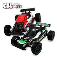 carreras de coches de alta velocidad rc al por mayor-Los más nuevos niños del coche RC juguetes eléctricos de control remoto del coche 2.4G eje de la unidad de camiones de alta velocidad del coche RC Racing Racing Speed Racing