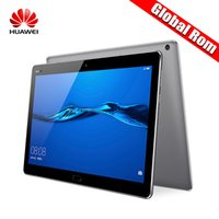 Wholesale M3 Android - HUAWEI MediaPad M3 lite 10 Tablet PC 3GB 4GB RAM 32GB 64GB ROM WIFI LTE Android 7.0 Octa Core Fingerprint Q