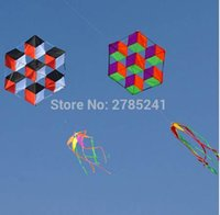 Wholesale toy plane sets for sale - Group buy 44 inch Plane kite single line outdoor sports for kids Toys novel with spiral tail with flying line colors