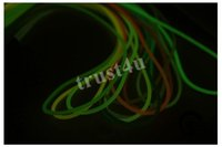 Wholesale cell phone lanyard cord resale online - Luminous Lanyard For Mobile Cell Phone Key USB Cords Strap Color Mobile Phone Straps