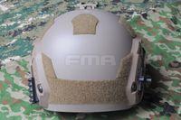 ingrosso copertura tattica di casco airsoft-caccia tattico Airsoft Paintball Casco da tiro accs maglia casco copertura pelle per casco marittimo