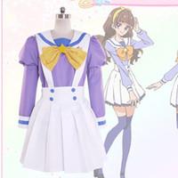 Wholesale precure costumes for sale - Anime Go Princess PreCure Cure Flora  Haruka Haruno Uniform Cosplay 2acb8b3bb8a4