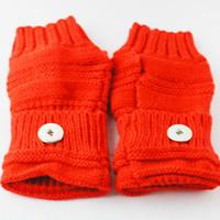 tek yönde renkler toptan satış-Bo Bo dünya 7 renkler sıcak kış 18mm metal Snap Düğmesi eldiven yapış eldivenler saatler kadınlar one direction kadın DIY takı GL1