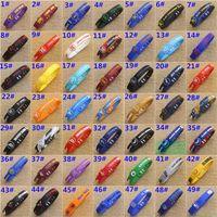 minze süßigkeiten feld großhandel-Qualitäts-Art- und Weisekühlen Basketball-Stern-Sport-Silikon-Armband-Gummiarmband-Basketball-Sport 49 Entwürfe gemischt