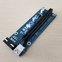 tarjetas de video pcie al por mayor-Mini cable PCIe a PCI-e 16X Cable SATA a IDE Molex USB 3.0 para tarjeta de video externa para computadora portátil EXP GDC Bitcoin Miner 60 cm 1 juego