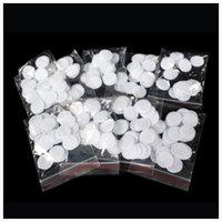 pamuklu filtre dermabrazyonu toptan satış-Hızlı Kargo Mikrodermabrazyon Soyma Elmas Yüz Dermabrazyon Makineleri Pamuk Filtreler 11mm 18mm veya Karışık Makine Parçaları 1000 Adet
