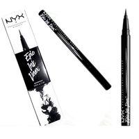 eye-liner durable achat en gros de-Dropshipping NYX Epic Ink Liner nyx Crayon pour les yeux noir Maquillage de tête liquide Black Color eye-liner waterproof Cosmétiques Long Lasting 1pcs