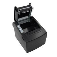 portable printer al por mayor-Impresora térmica inalámbrica inalámbrica WIFI de 80 mm Auto Cutter USB + WIFI Impresora térmica impermeable a prueba de aceite