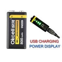Wholesale microphone rechargeable resale online - OKcell V mAh USB Rechargeable Lipo Battery for RC Helicopter Model Microphone For RC Helicopter Part