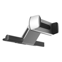 Wholesale 3.5 inch cell phone resale online - CD Slot Car Cell Phone Holder Universal Degree Rotation Car Mount Holder for All Inch Mobile Phones