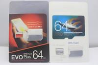 Wholesale microsd sale - Sales of the best 10 EVO 128GB 64GB 32GB Micr SD card MicroSD TF memory card C10 Flash SDHC SD