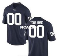 Wholesale tops women s numbered - CUSTOM Mens,Youth,women,toddler,Penn State Nittany Lions Personalized ANY NAME AND NUMBER ANY SIZE Stitched Top Quality College jersey