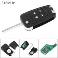 Wholesale buick remote - 315Mhz 5 Button Keyless Entry Remote Key Fob OHT01060512 For Chevrolet Buick GMC KEY_102