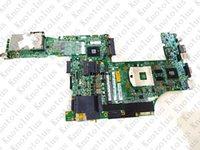 mini dizüstü için anakartlar toptan satış-Lenovo thinkpad T510 laptop anakart için 63Y1878 48.4CU06.031 QM57 3100 M DDR3 Ücretsiz Kargo 100% testi tamam