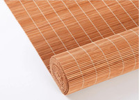 Wholesale upper roller resale online - Custom Bamboo Roman Shade with Valance for Wester Restaurant Hotel Bamboo Roll Up Window Blind Sun Shade Ancient Style Chinese Roller Shades