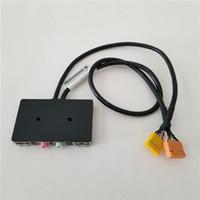 yo abordo al por mayor-Comercio al por mayor 100 unids / lote Host caso USB 2.0 AC97 / HD AUDIO MIC Tablero Frontal I / O Panel Lenovo PC DIY