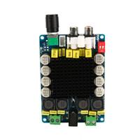 ingrosso amplificatori classe d-Modulo digitale dell'amplificatore dell'amplificatore di 80W + 80W Digital della doppia scanalatura di D della classe D 2X100W Trasporto libero