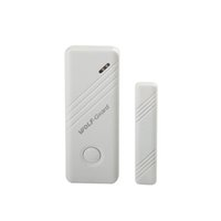 Wholesale wireless security sensors for sale - Wolf Guard Wireless Contact Door Window Magnet Sensor Detector for Personal Home Security GSM Alarm Panel Sensitivity Alarm System MHz