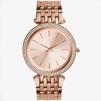 Wholesale new female dresses for sale - Wholesales Ultra thin clock rose gold woman diamond flower watches brand luxury nurse ladies dresses female wristwatch gifts for girl9