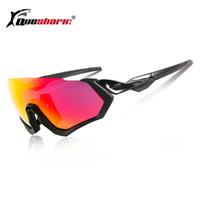 517c9778e06 Brand 3 Lens Polarized Bicycle Sunglasses Sports Goggles Gafas Ciclismo Man  Racing Riding Cycling Eyewear Mountain Bike Glasses
