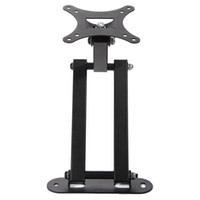 Wholesale Flat Dvd - Wall Mount with Tilt and Swivel Functions for LCD LED TV DVD Combo Blu-Ray Flat-Panel Monitors Screens Fits 12-Inch to 24-Inch