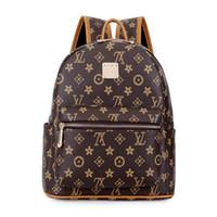 Wholesale rucksack backpacks for girls resale online - Fashion Women Backpack Schoolbag Cute Small Backpack High Quality Leather Female Backpacks for Teenage Girls Rucksack