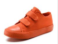 ingrosso scarpe da ragazzi 8.5-Scarpe da bambini Sport Scarpe da ginnastica traspiranti da ragazzo Scarpe da bambino per bambina Jeans Denim Stivali casual da bambino