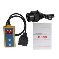 Wholesale Car Repair Diagnostic Scanner - B800 Airbag SRS Reset Scanner OBD Diagnostic Tool Car Vehicle Airbag Car Electronic Repair Tool