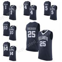Wholesale bridge sale - Sale 25 Mikal Bridges Jersey Villanova Wildcats College Basketball 1 Jalen Brunson 14 Omari Spellman 4 Eric Paschall 5 Phil Booth Jersey