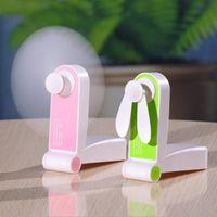 Wholesale Mini Portable Handheld Mini USB Fan USB Charging Desktop Fan Outdoor Fan for Home and Travel