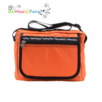 Wholesale Cell Phone Covers Animal Print - Promotion women casual small orange satchels over shoulder high quality water proof PVC messenger bag cross body with cover