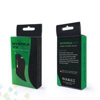Wholesale heating cartridges resale online - Original Airis Mystica VV Kit Vaporizer O Pen Pre Heating with G2 Oil BUD Tank Cartridges mAh Battery DHL Free